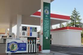 bioetanolo distributore