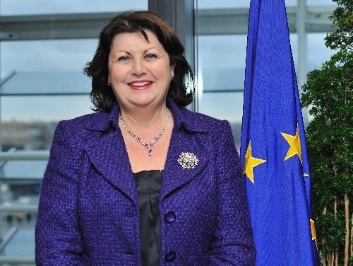 european commissioner maire geoghegan-quinn