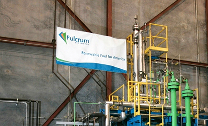 Sierra BioFuels Chemicals Fulcrum Nevada