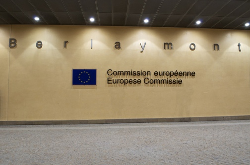 Berlaymont, European Commission's Headquarter in Brussels