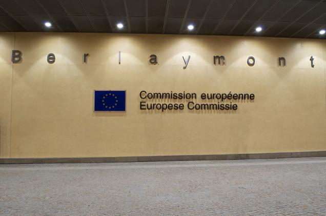 Berlaymont, European Commission's Headquarter in Brussels