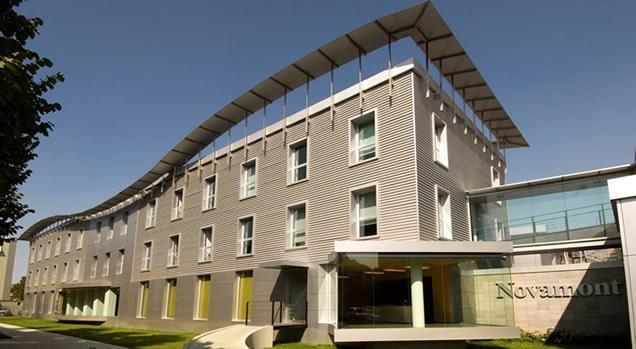 Novamont's Headquarter in Novara (Italy)