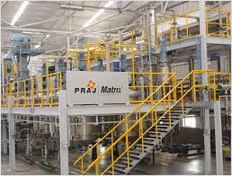PRAJ-Matrix - The Innovation Center (a division of Praj Industries), was inaugurated on April 21, 2008