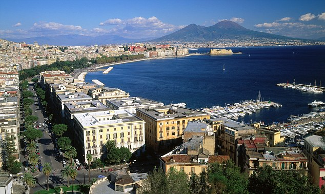 The wonderful Gulf of Naples