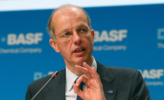 Kurt Bock, Ceo of Basf