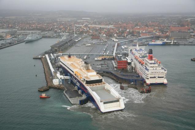 Port of Frederikshavn (Denmark)