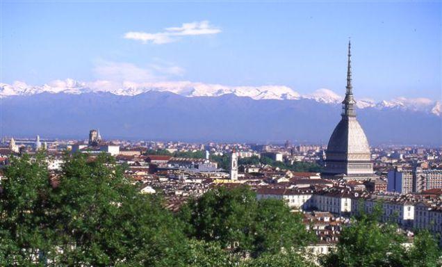 Turin (Italy), panorama