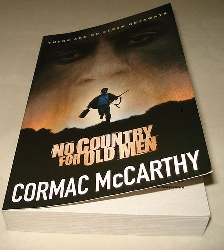 Paraphrasing McCarthy: Italy, No Country for Young Men