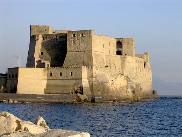 Castel dell'Ovo (Egg Castle), Naples