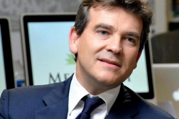 Arnaud Montebourg, French Minister of Industrial Renewal