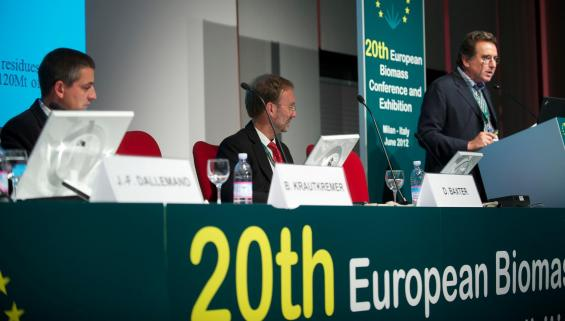 20th European Biomass Conference