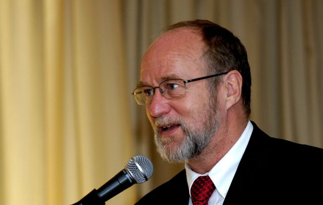 Derek Hanekom, South African Minister of Research and Technology