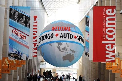 Chicago Auto Show (February 8-17, 2014)