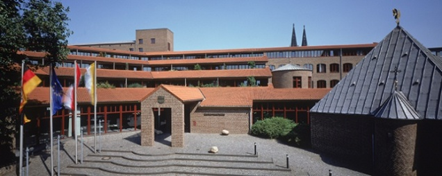 Maternushaus, venue of the conference