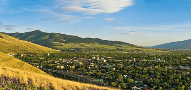 Missoula, Montana: here is located the headquarter of Rivertop