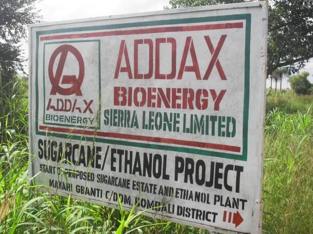 Bioethanol project in Sierra Leone