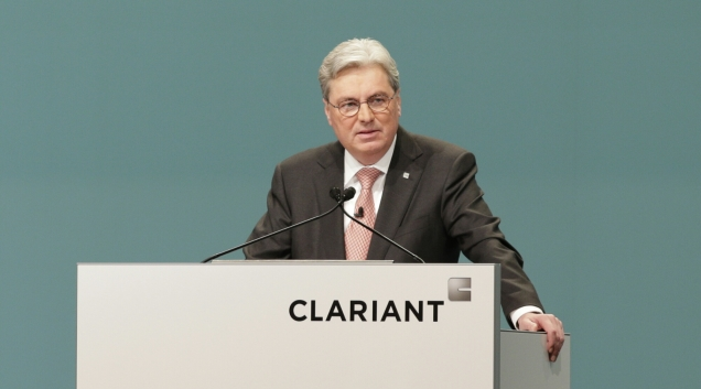 Hariolf Kottmann, Ceo of Clariant