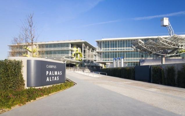 Abengoa Tecnological Campus Palmas Altas