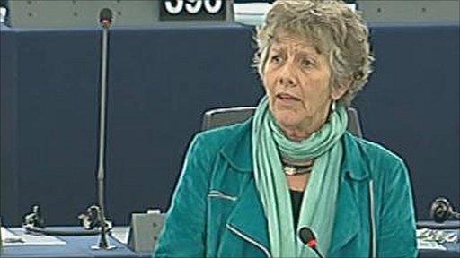 Green MEP Margrete Auken