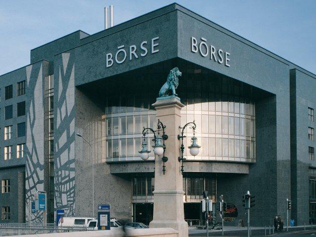 SIX Swiss Exchange based in Zurich
