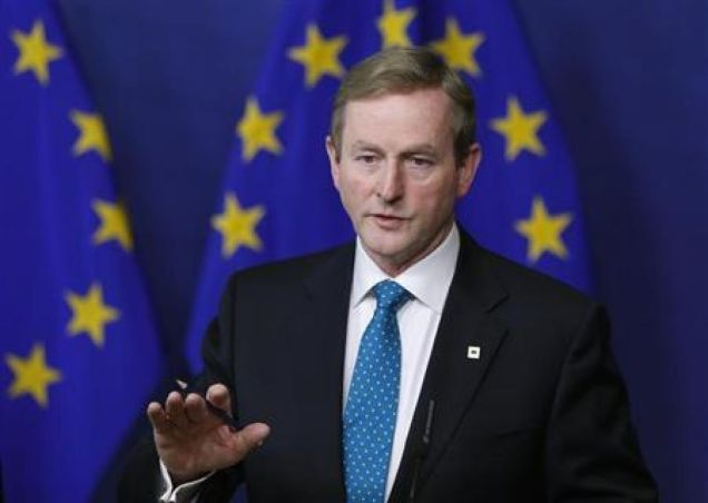 Enda Kenny, Prime Minister of Ireland (Taoiseach)