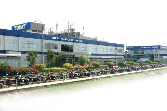 Technology Centre of Toray in Malaysia