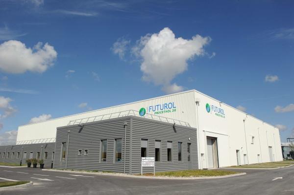 The Futurol bioethanol pilot plant, France