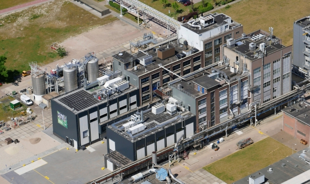 Bioprocess Pilot Facility in Delft