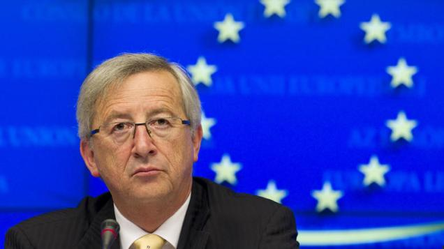 Jean-Claude Juncker, President of the European Commission