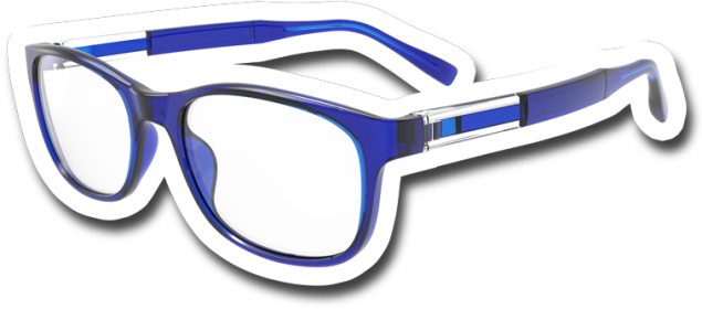 The new awear bio-based glasses. Photo: courtesy of Swear