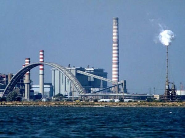 Versalis' plant in Porto Marghera, Venice (Italy)