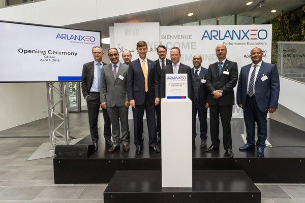 Arlanxeo's presentation, 6 April 2016
