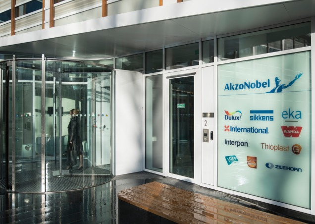 AkzoNobel Center in the Netherlands