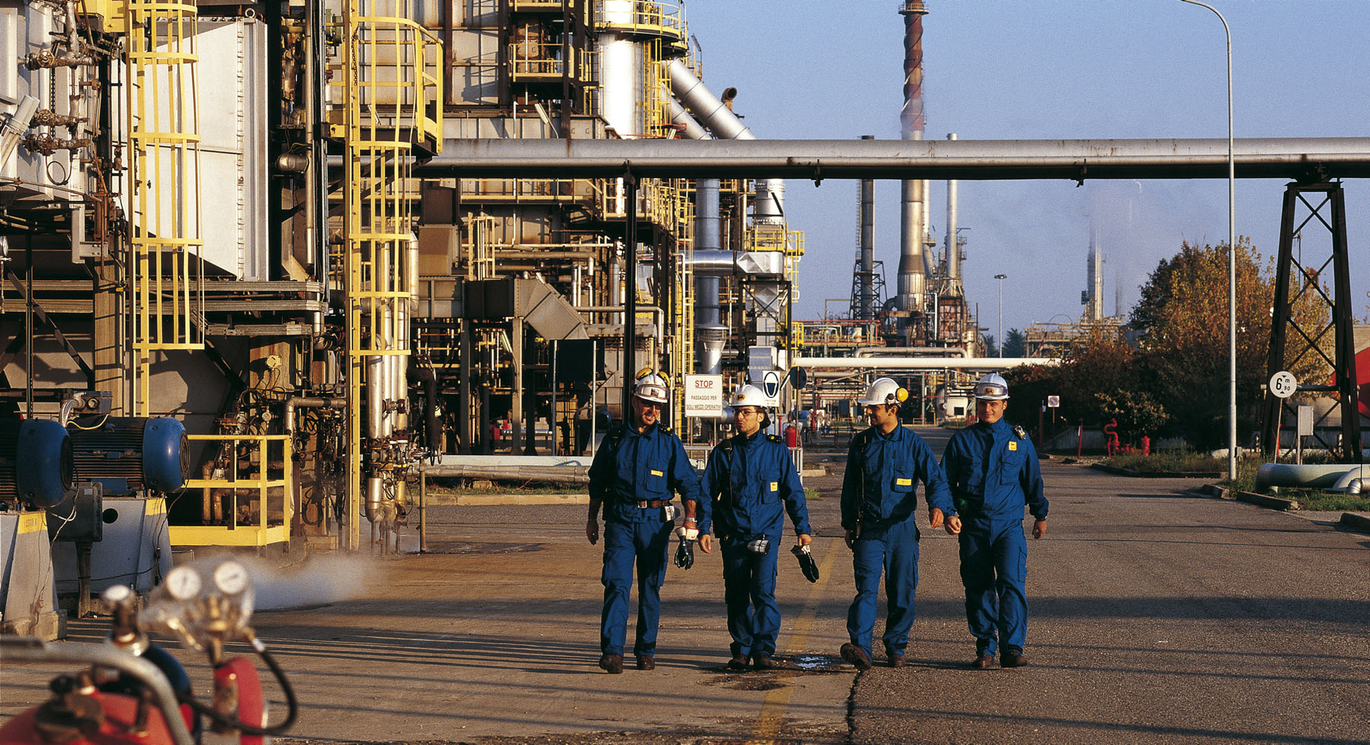 Eni Integrates Its Traditional Business And Energy From
