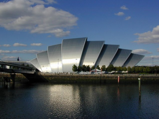 Scottish Exhibition and Convention Center, Glasgow