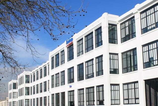 Headquarter of Technip in Lyon