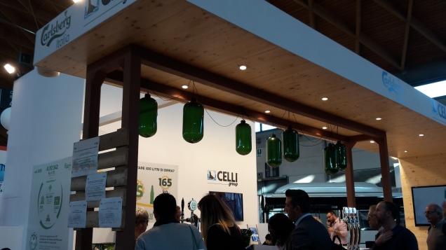 Carlsberg Italy at Ecomondo