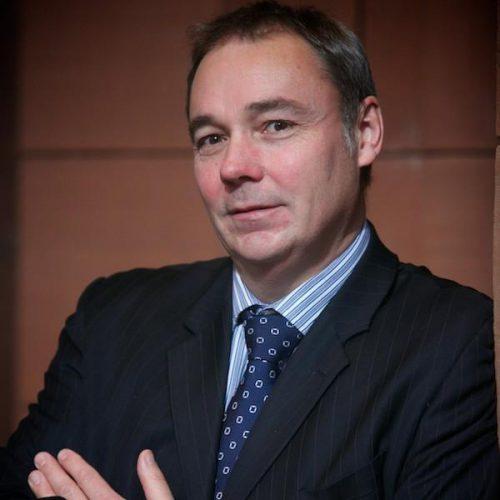 Roger Kilburn, CEO IBioIC