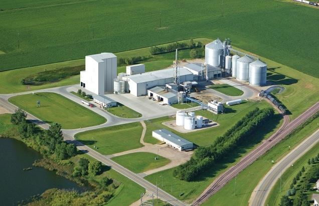 Biorefinery of Gevo in Minnesota