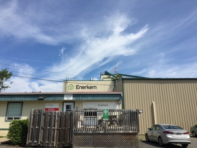 Enerkem has successfully produced a clean, renewable bio
